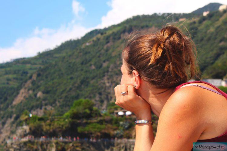 Bootfahren in den Cinque Terre