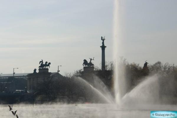 Stadtpark Budapest