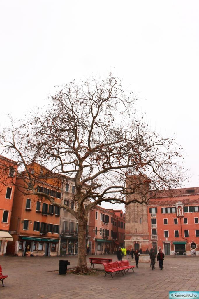 Dorsoduro Campo Santa Margherita