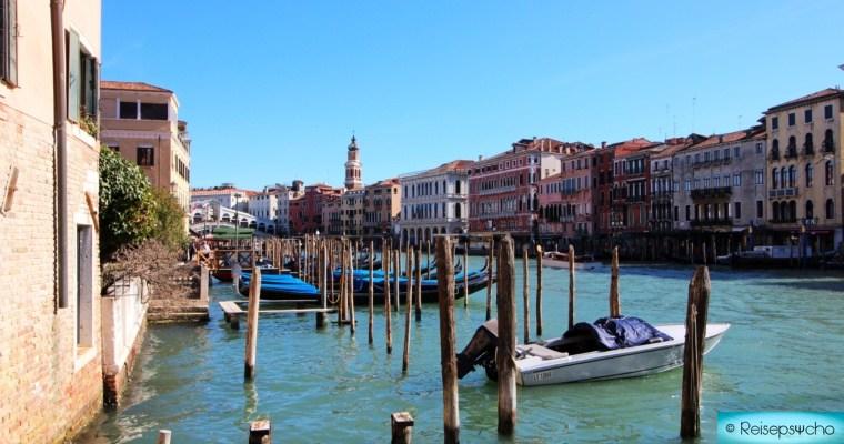 Venedig im Karneval – von vollen Plätzen und leeren Gassen