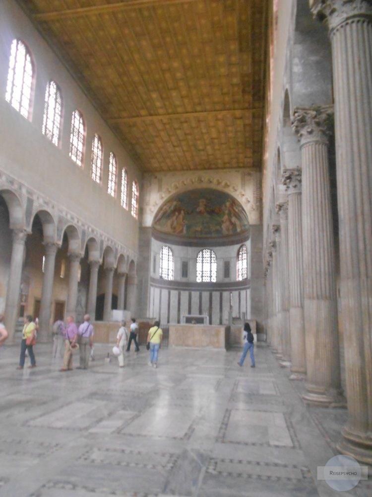 Kirche Santa Sabina in Rom