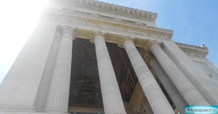 Heiße Tage in Rom