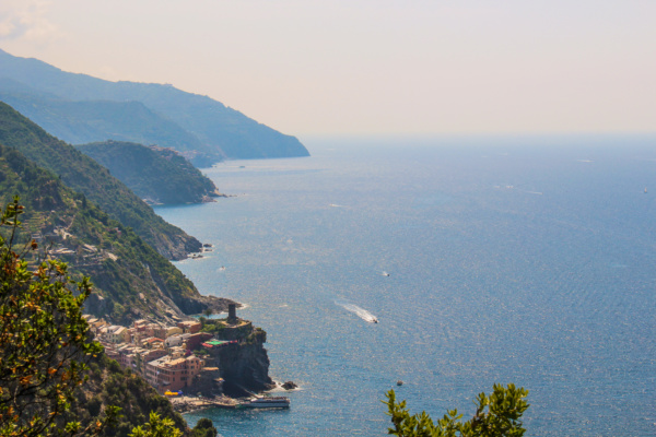 Cinque Terre - Wandern im Paradies