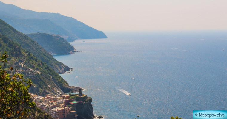 Cinque Terre – Spaziergang im Paradies mit viel Liebe