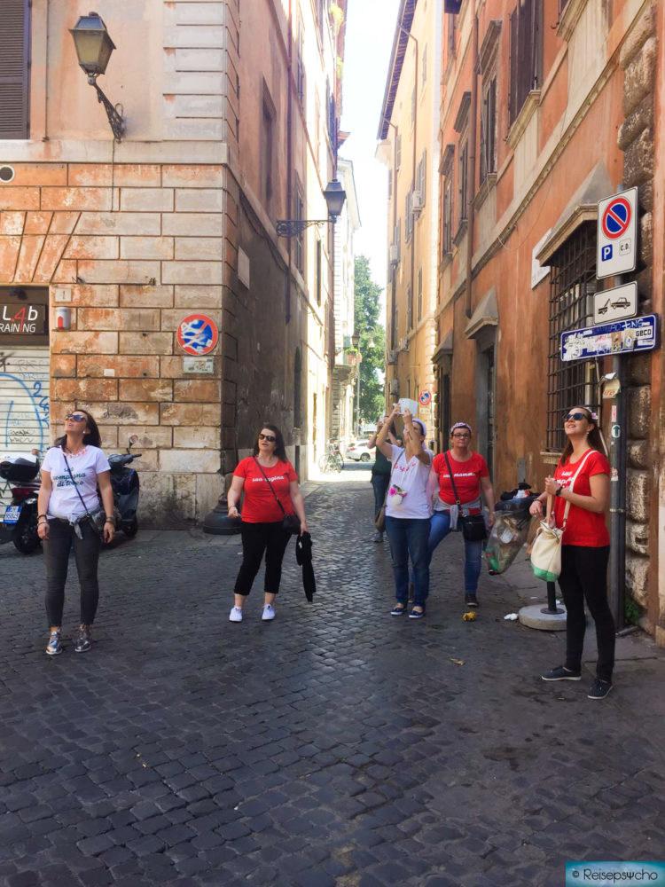 Junggesellinnenabschied Rom