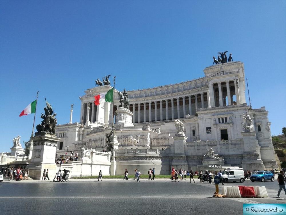 Rom Monumento Vittorio Emanuele