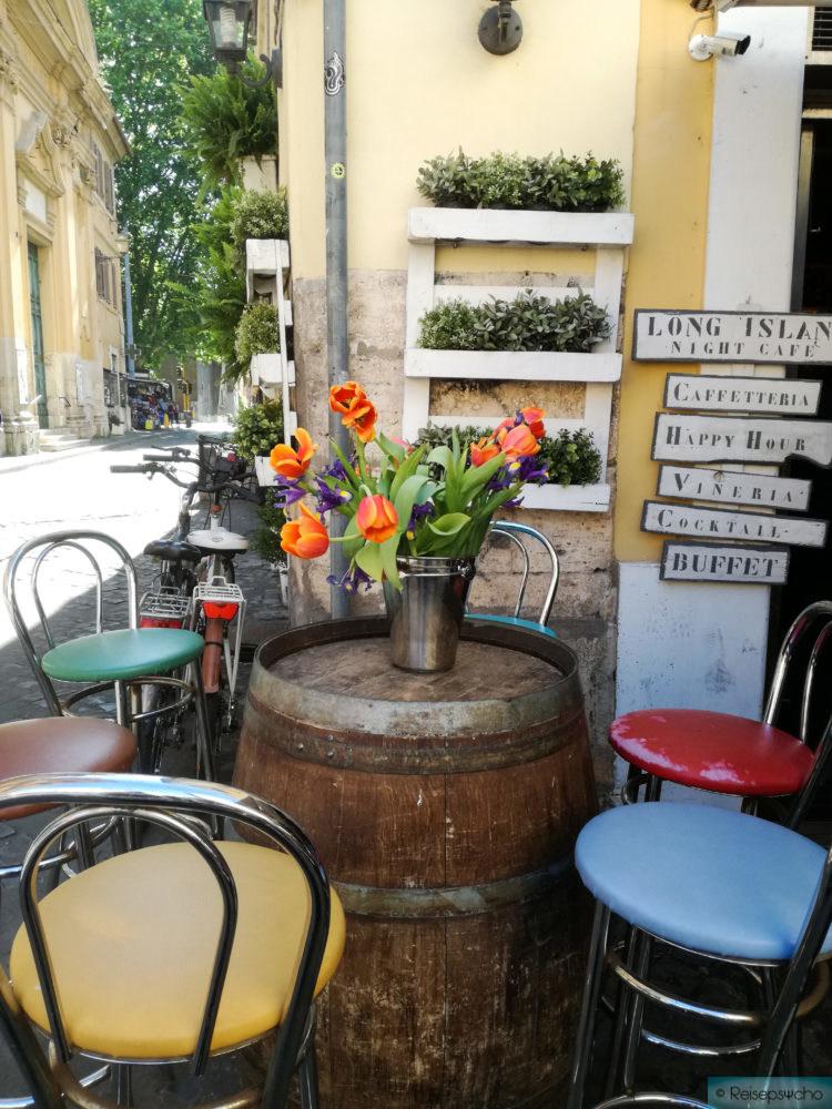 Trastevere Cafe