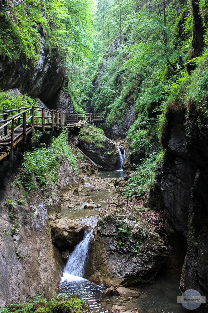Bärenschützklamm in der Steiermark