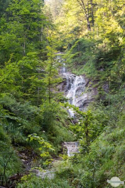 Spitzenbachklamm Wasserfall