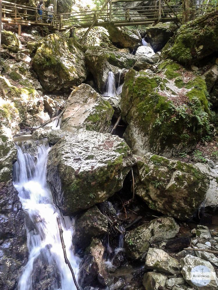 Kesselfallklamm in der Steiermark