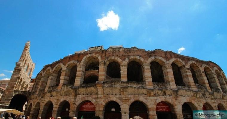 Bei Verdi in Verona – ein Operntrip in den Süden