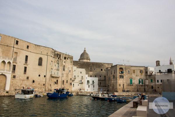Der alte Hafen von Monopoli