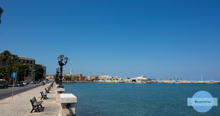 Apulien Roadtrip – Die Costa di Bari