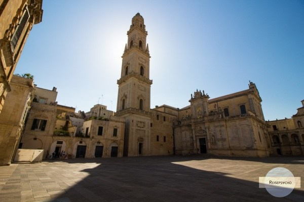 Dom in Lecce - Apulien
