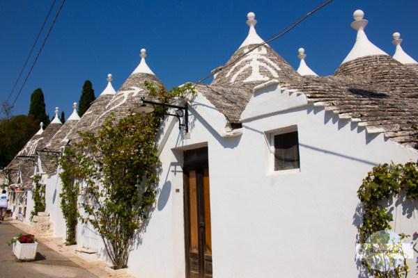 Renovierte Trulli in Alberobello