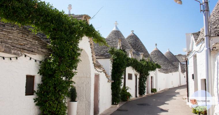 Fotogenes Alberobello – ein Ort voller schöner Motive