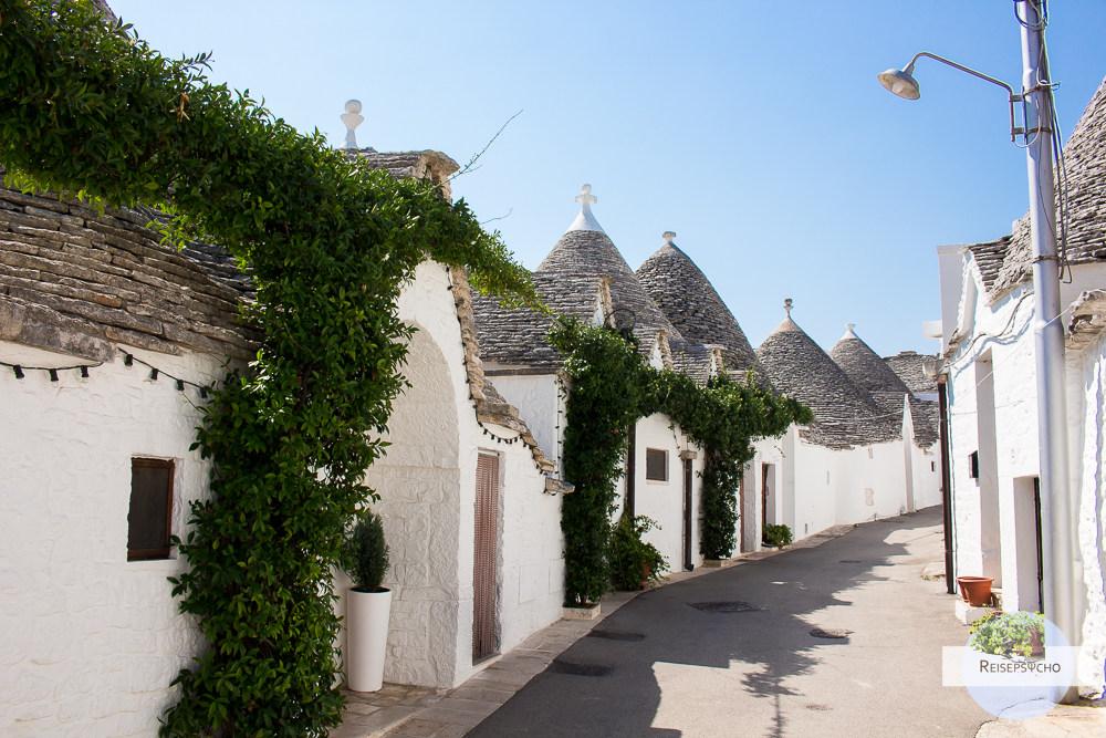 Alberobello – die besten Foto Spots