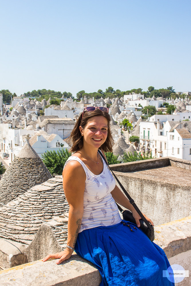 Portrait in Alberobello Foto