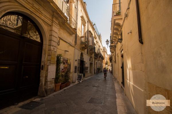Gassen von Lecce