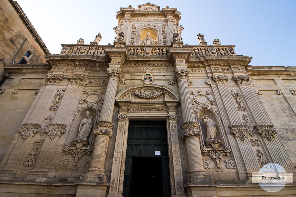 Ein Tag in Lecce – Sehenswürdigkeiten und Essen