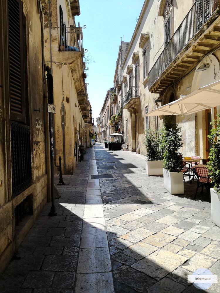 Sehenswürdigkeiten in Lecce