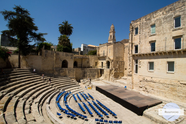 römisches Theater in Lecce