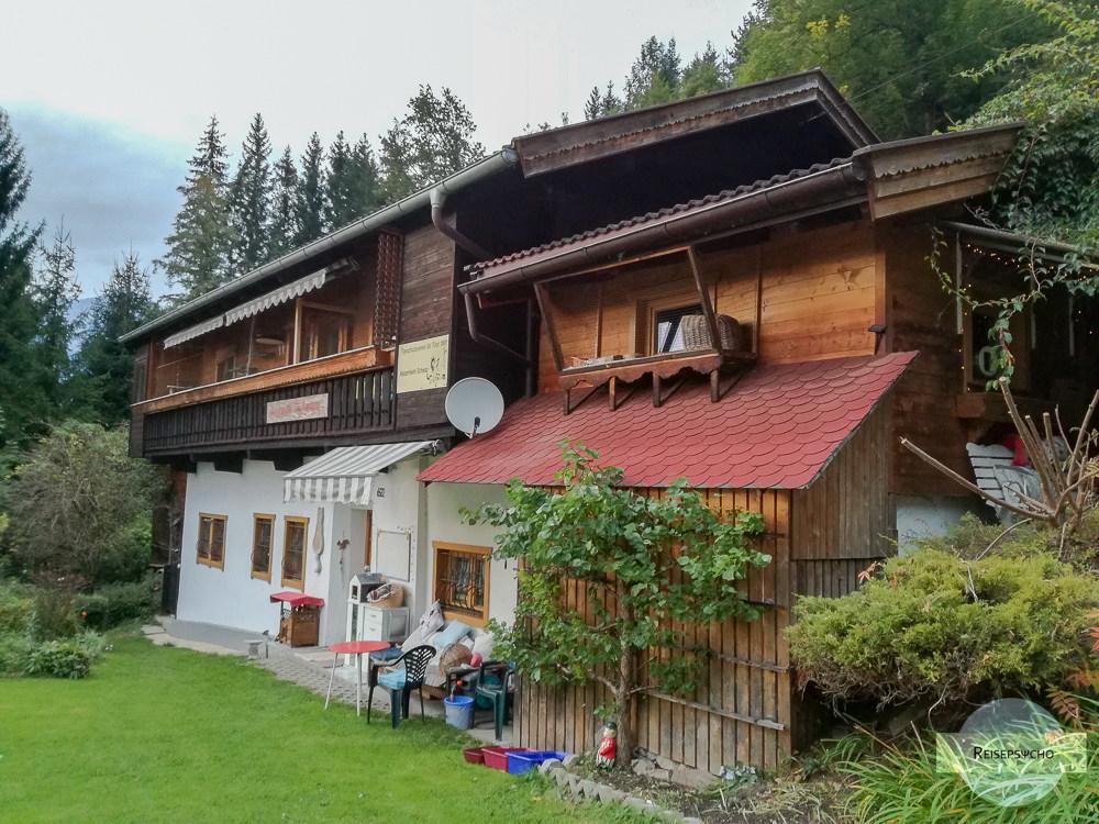 Katzenhaus in Schwaz