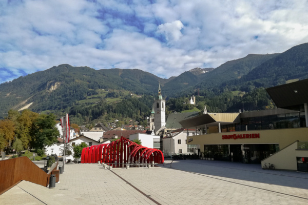 Schwaz - interessante Kleinstadt im Herzen Tirols