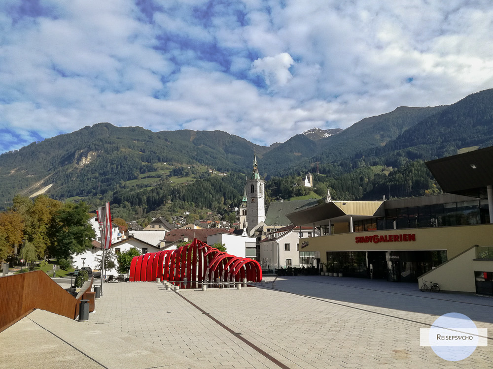 Schwaz – interessante Kleinstadt im Herzen Tirols