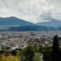 Innsbruck von oben – Von Bergen, Türmen und Dachterrassen
