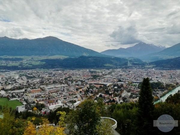 Hungerburg Aussicht