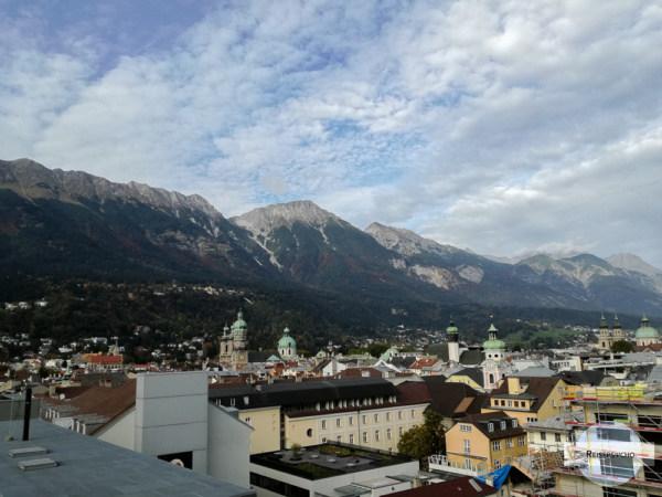 Rathausgalerien 360° Aussicht