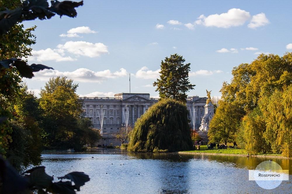 Tipps für London im Herbst