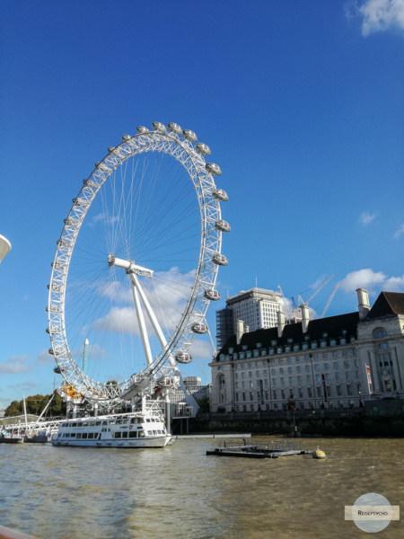 Tipps für London - das London Eye