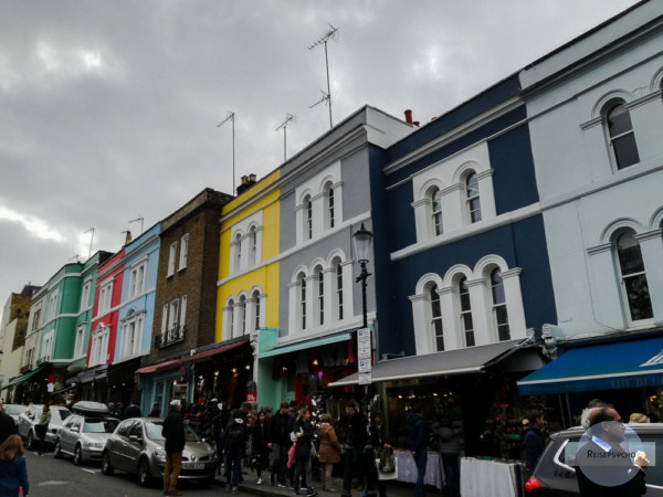 Portobello Road in Notting Hill