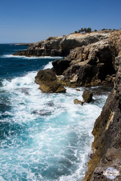 Küste Punta Ristola
