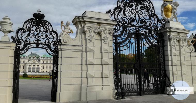 Guide für einen Spaziergang durch Wien – vom Schloss Belvedere zur Votivkirche
