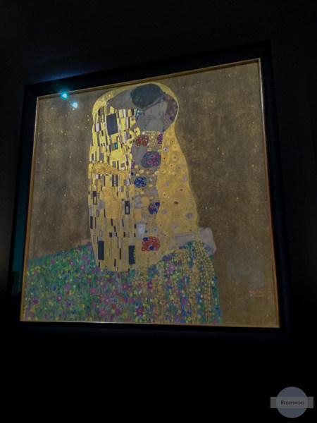 Kuss Gustav Klimt