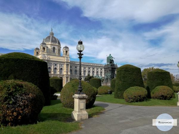 Naturhistorisches Museum: gehört zu den Top Wiener Sehenswürdigkeiten