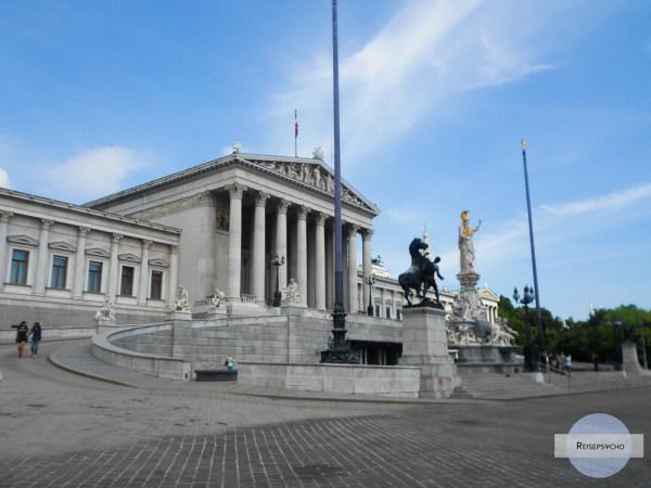 Das österreichische Parlament
