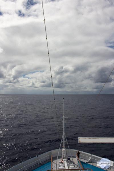 Über den Atlantik