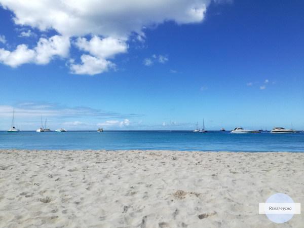Carlisle Bay auf Barbados