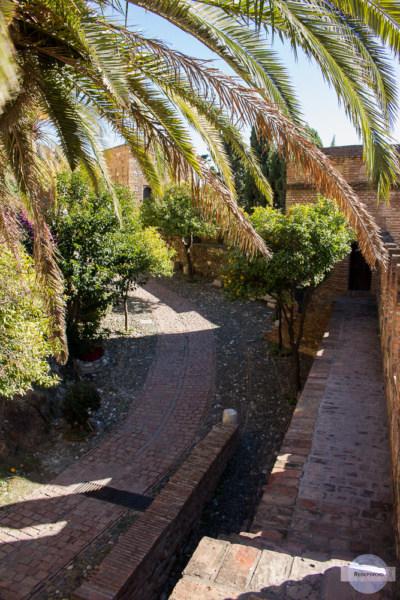 Alcazabra in Malaga