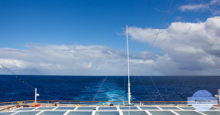 Transatlantik Kreuzfahrt im Advent – von Barcelona nach Guadeloupe