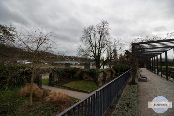 Schlosspark Schloss Koblenz