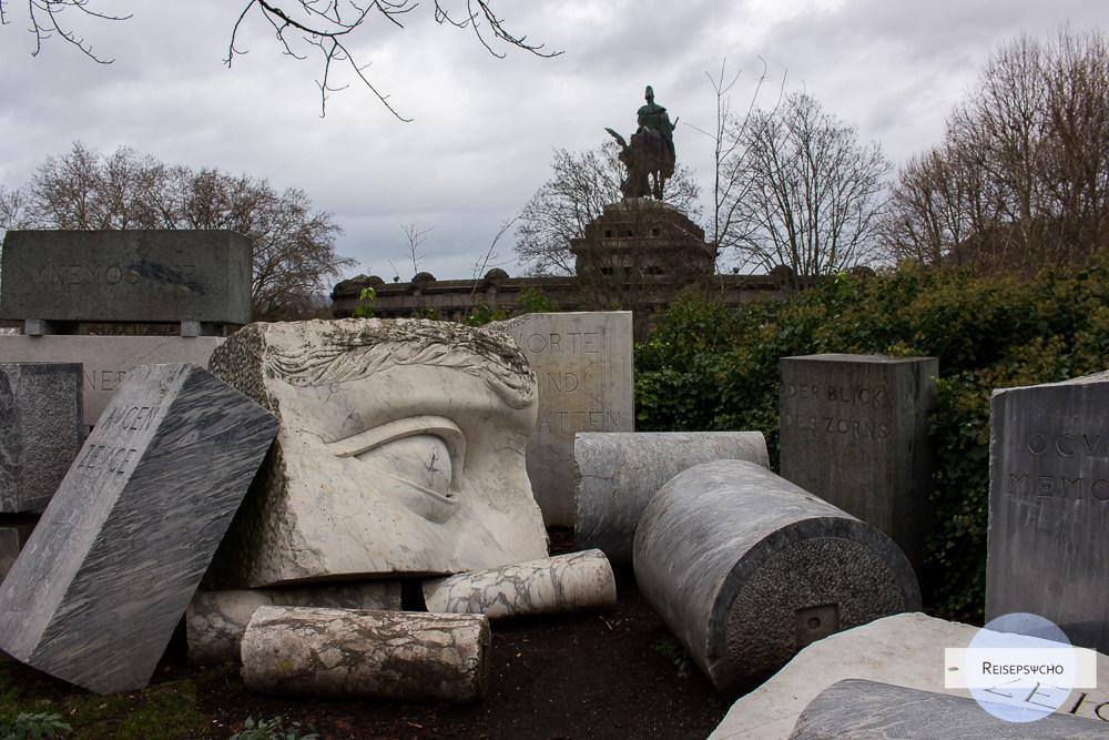 Skulpturenpark Ludwigmuseum Koblenz