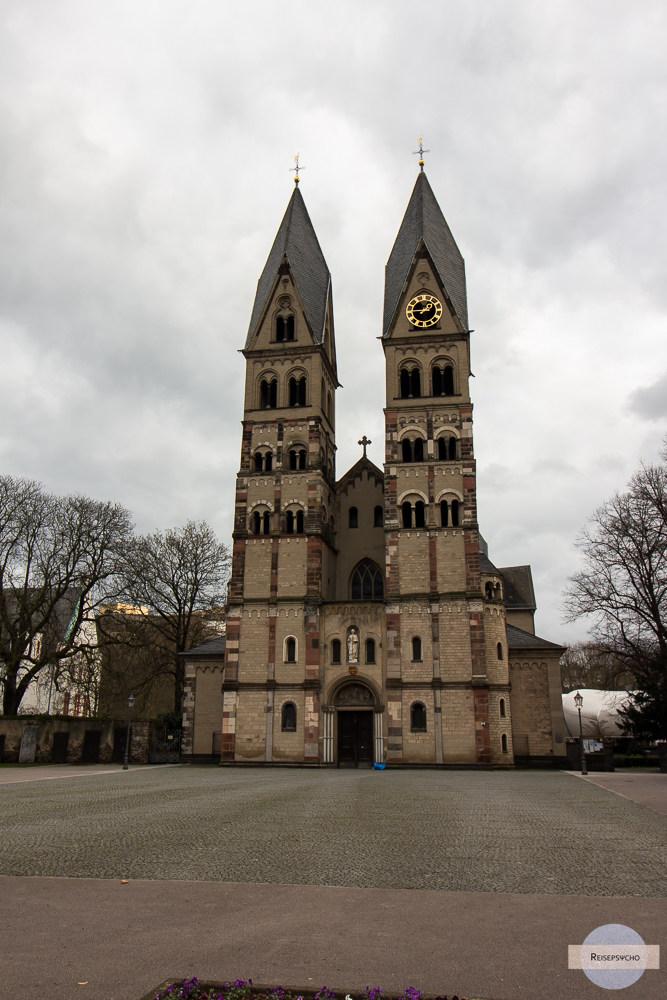 Kirche in Koblenz