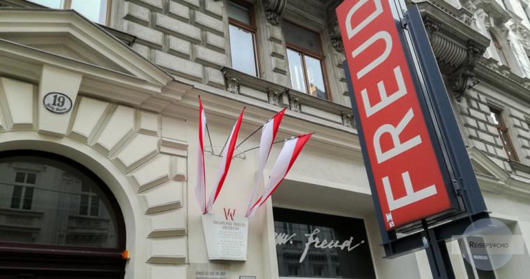 Zu Besuch im Sigmund Freud Museum Wien