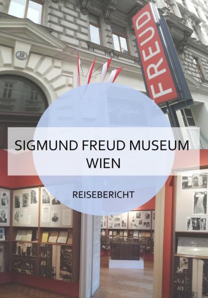 Das Sigmund Freud Museum in Wien ist ein kleines, aber sehr interessantes Museum über das Leben und Wirken von Freud