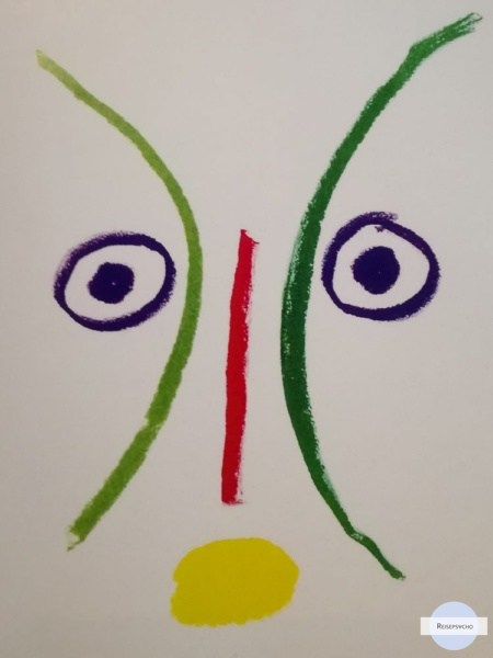 Zeichnung von Picasso